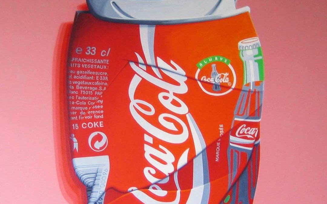 Rafraichissante Coca Cola
