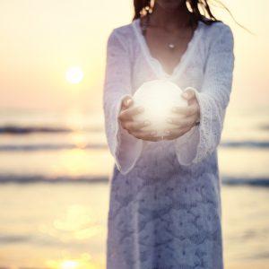 Healingserie för Empater/Ljusarbetare
