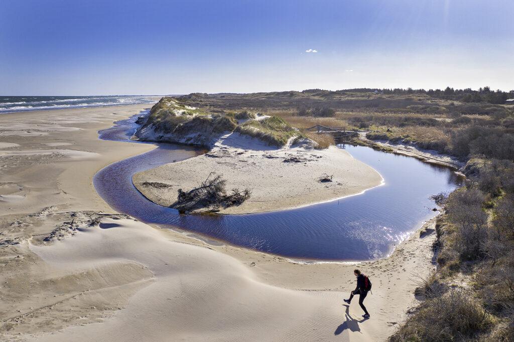 Dronefoto Nordjylland