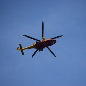 Ja, Frau Helikopter