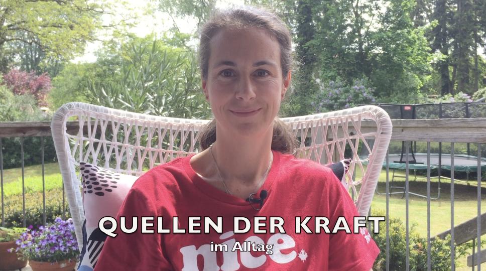 Read more about the article Kraftquellen zwischen Familie und Beruf