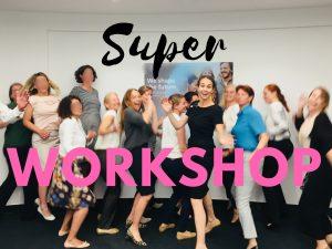 Read more about the article Frauen in Führungspositionen Workshop