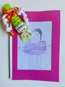Muttertag-geschenk-Karte