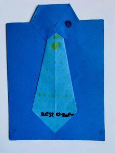 Vatertagsgeschenk-Karte