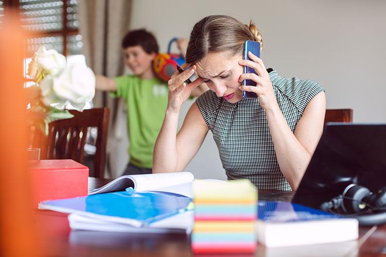 Read more about the article 9 Gründe, warum die Nerven manchmal blank liegen