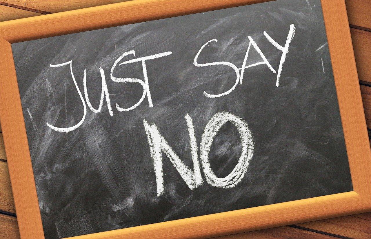 You are currently viewing 3 Gründe, warum Du nein sagen darfst und sollst