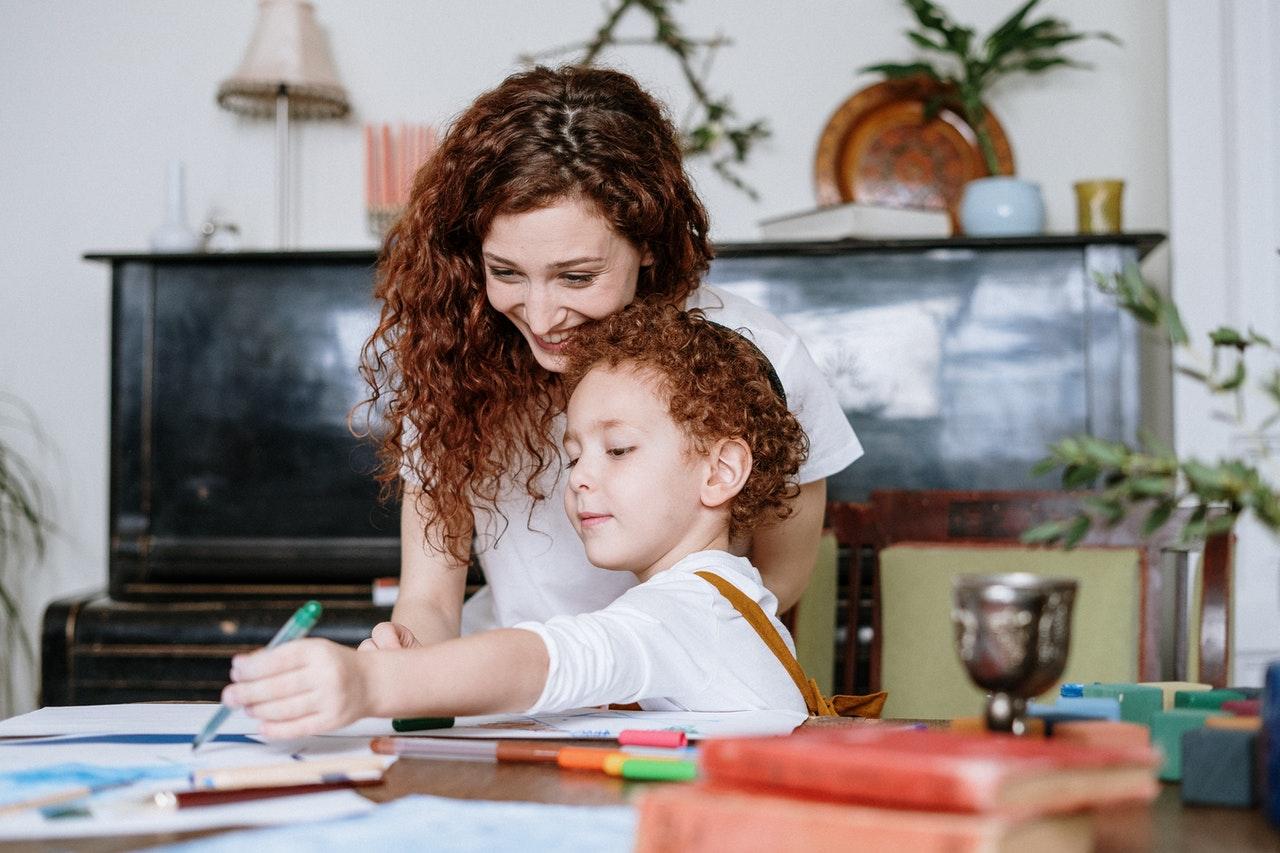 4 Tipps für eine entspanntere Erziehung