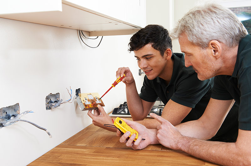 Electrical services Hardbrick Construction
