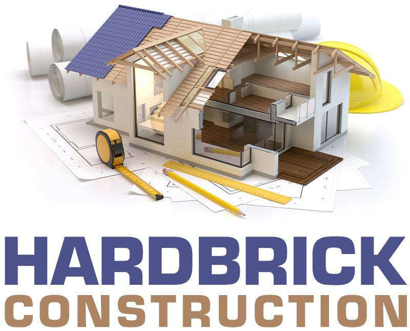 Hardbrick Construction - building services logo