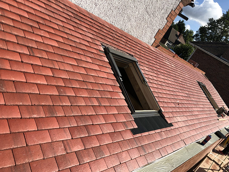 roofing example Hardbrick Construction