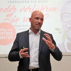 Hartwig Ganster Keynotes Casanovaeffekt