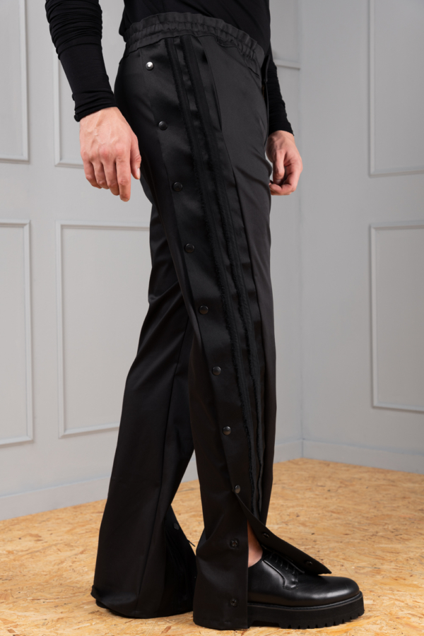 sporty chic trousers for men