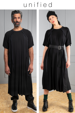 bamboo jersey t-shirt dress