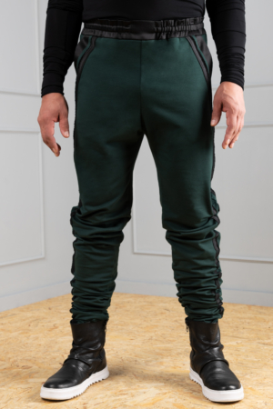 Extra long men's joggers