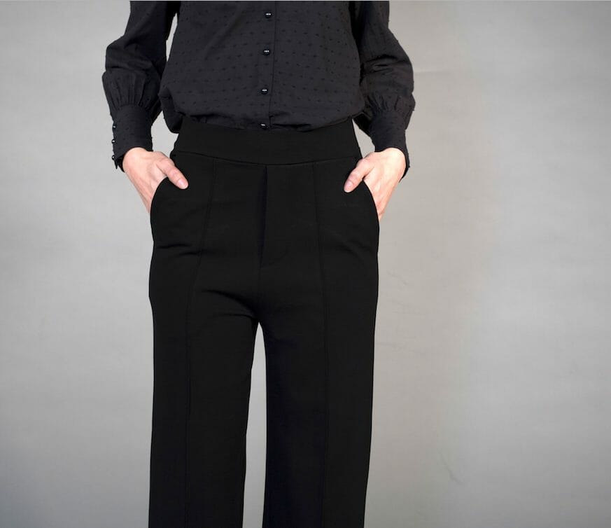 Smooth business trouser