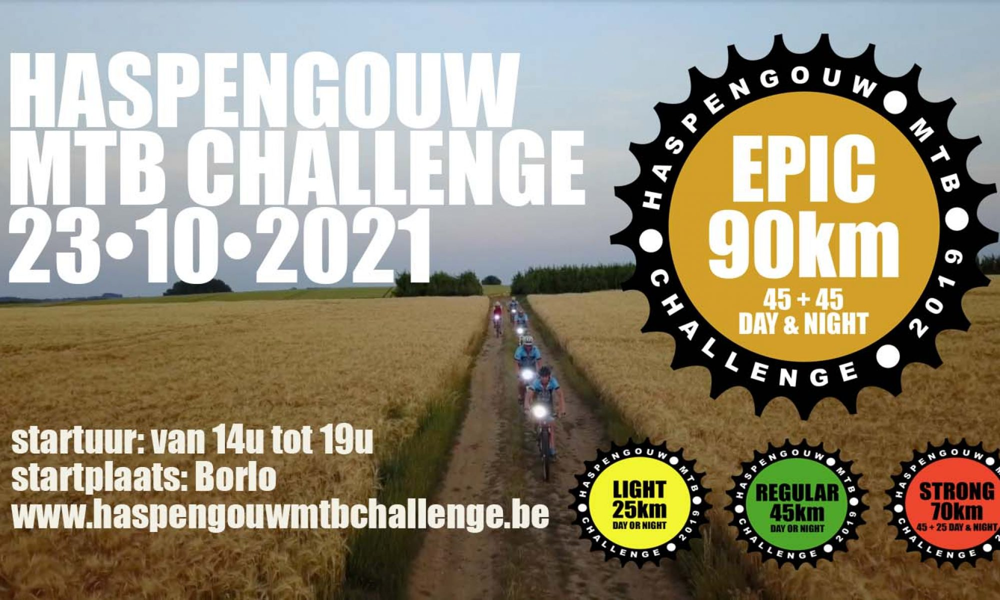 Haspengouw mtb challenge