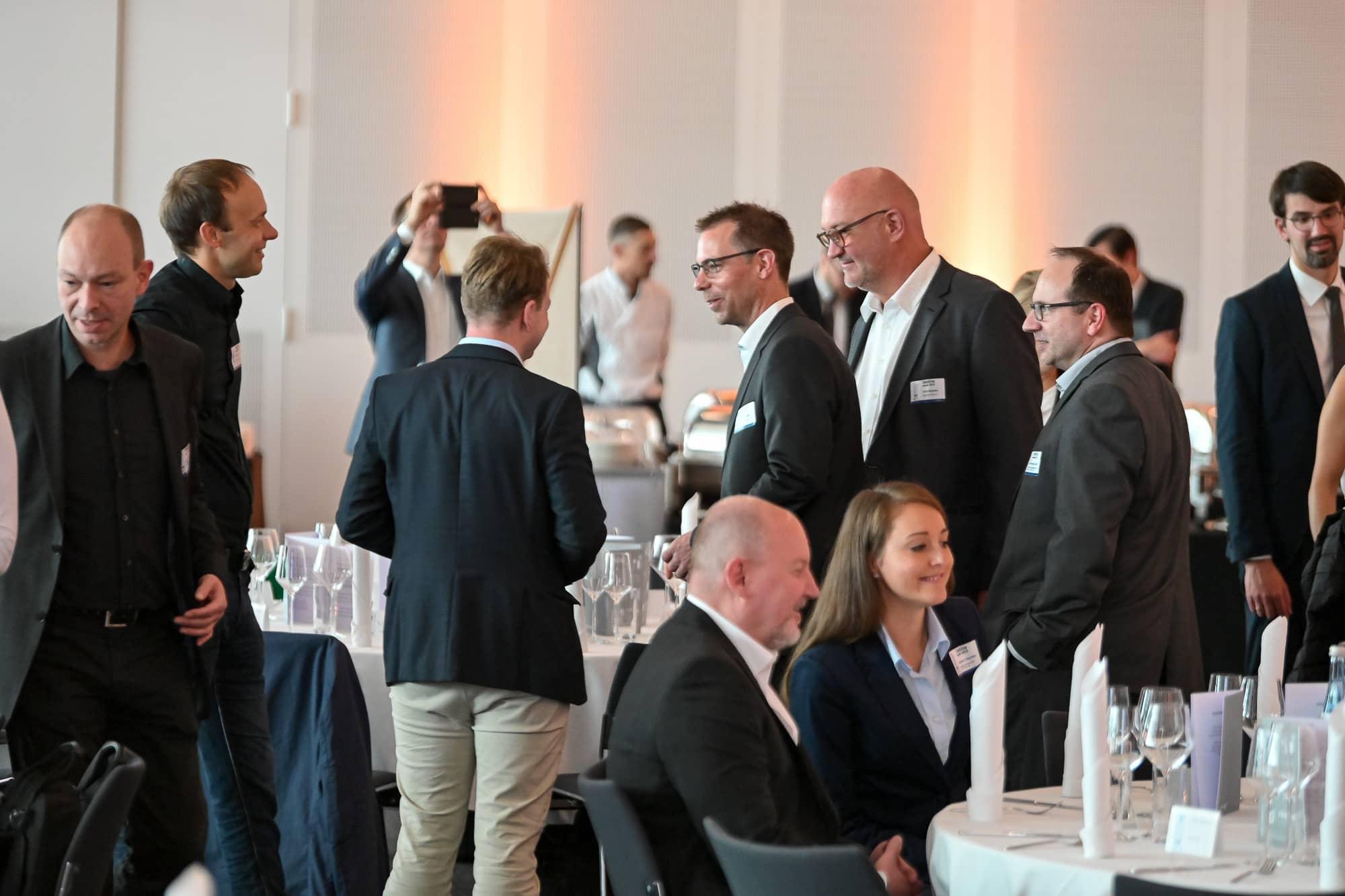 Eventfotografie Stuttgart Messe