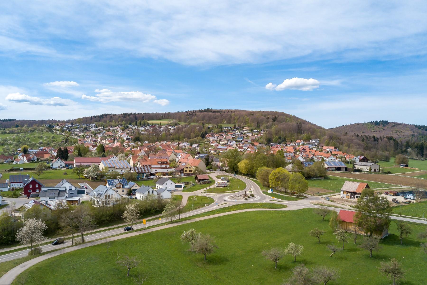 Luftaufnahmen Schwäbische Alb