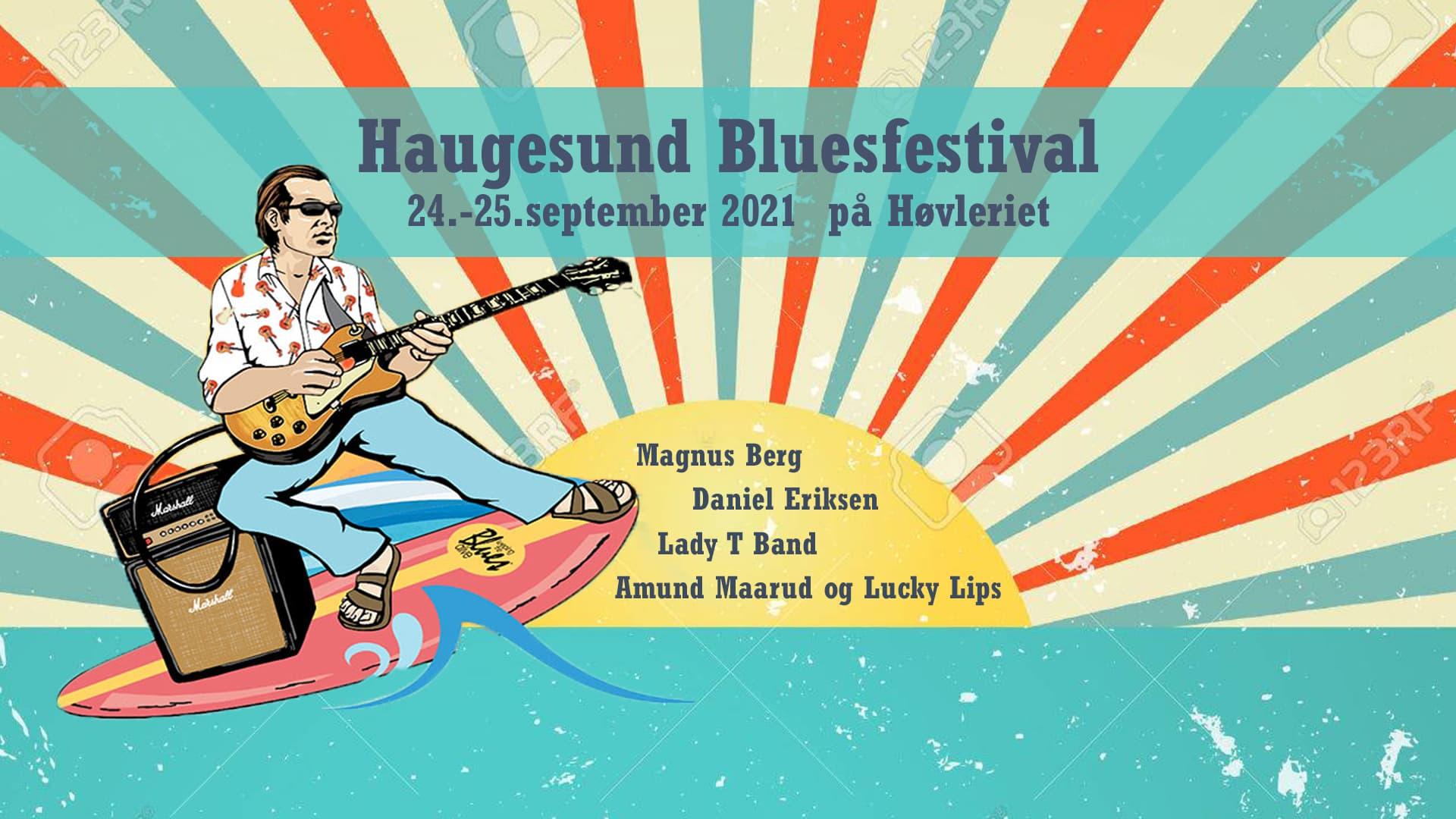 Frontimage of Haugesund Bluesfest 2021
