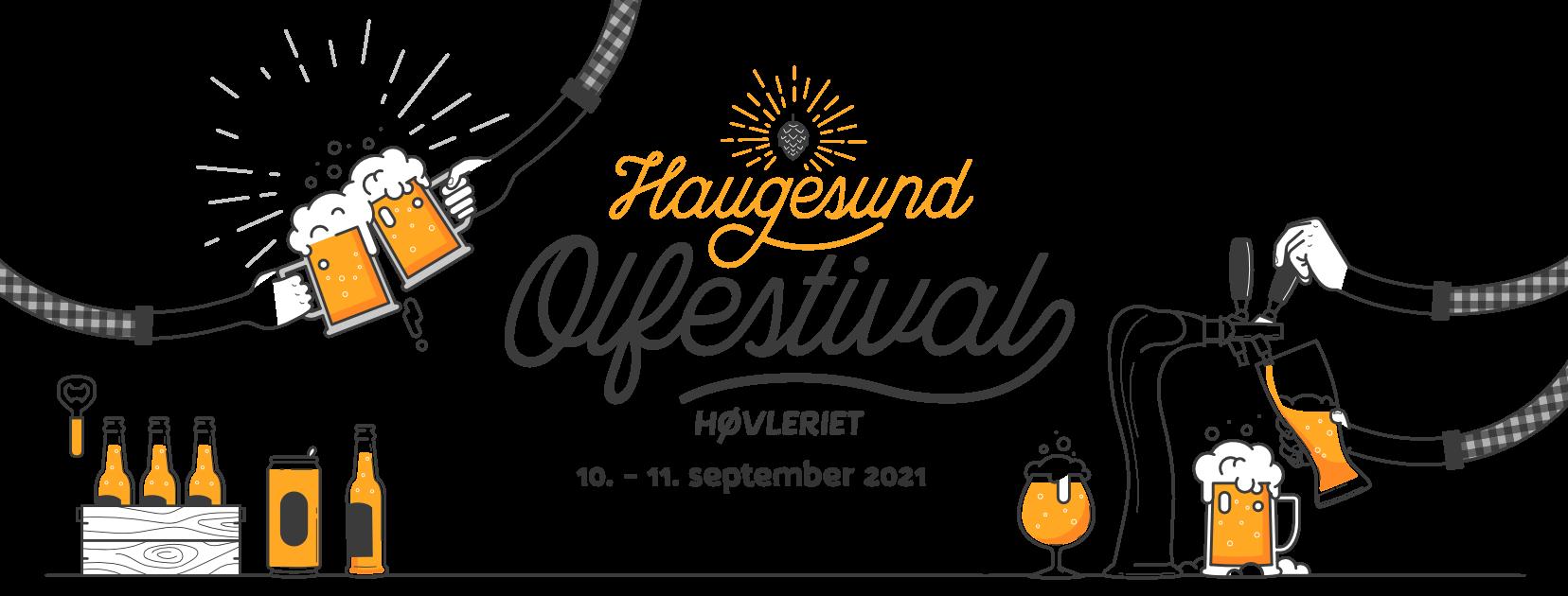 Haugesund Ølfestival banner