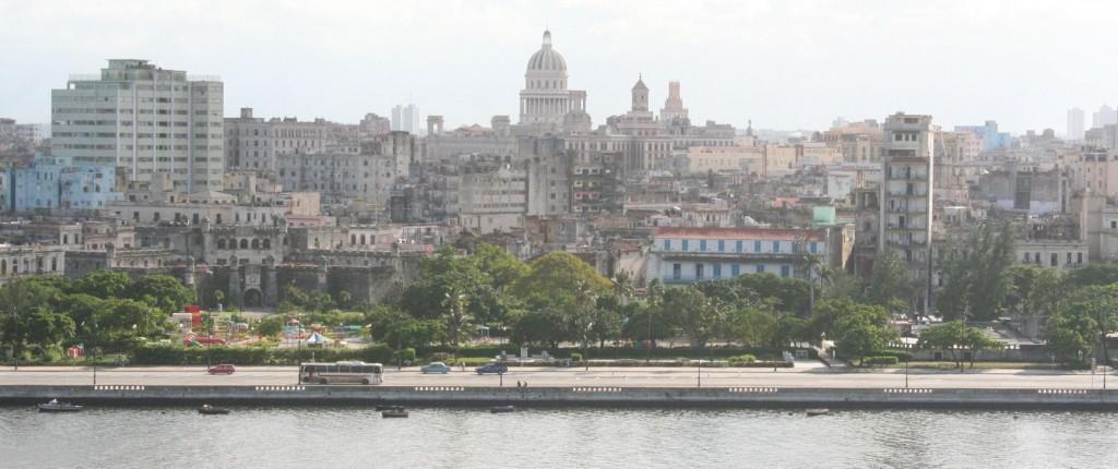 Blick von La Cabaña