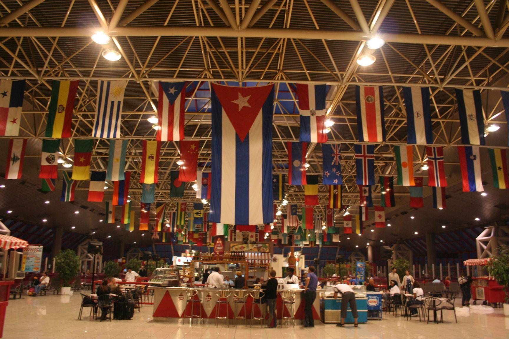 Abflughalle Terminal 3
