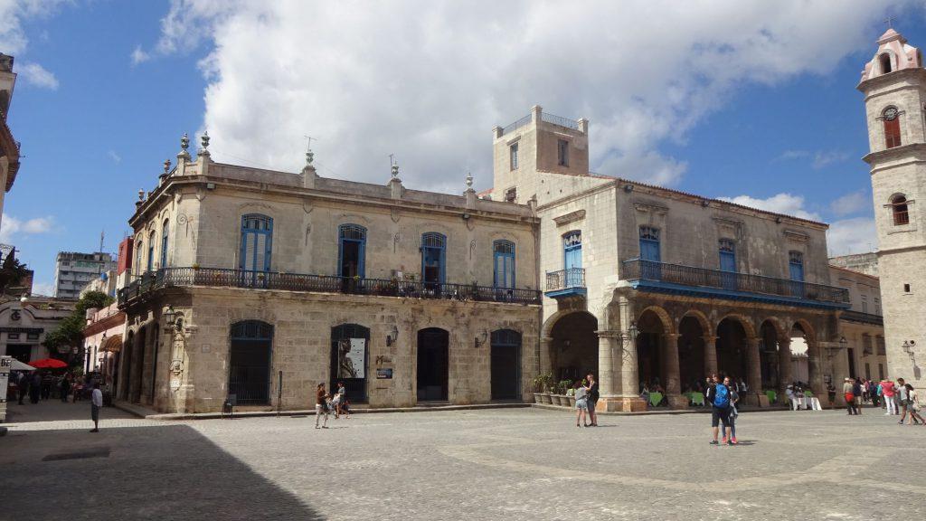 Galeria Victor Manuel und das Restaurant El Patio