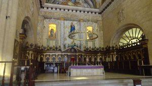 Altar der Kathedrale von Havanna
