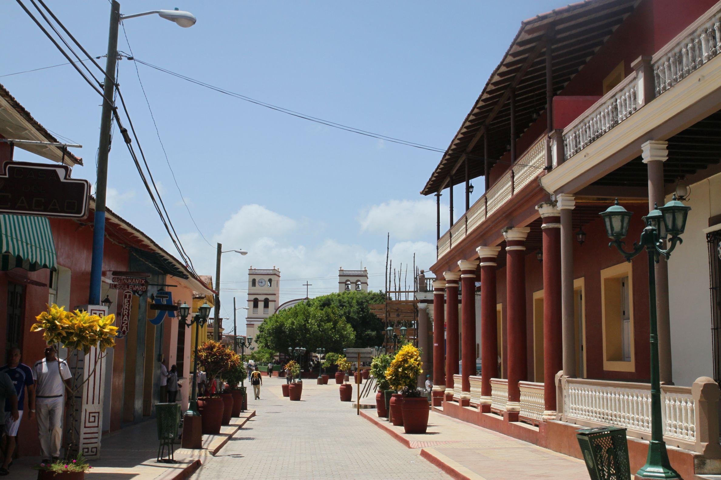 Bild von Baracoa im Sommer 2016