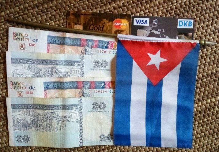 Welche Kreditkarte für Kuba?
