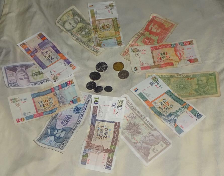 Währung in Kuba