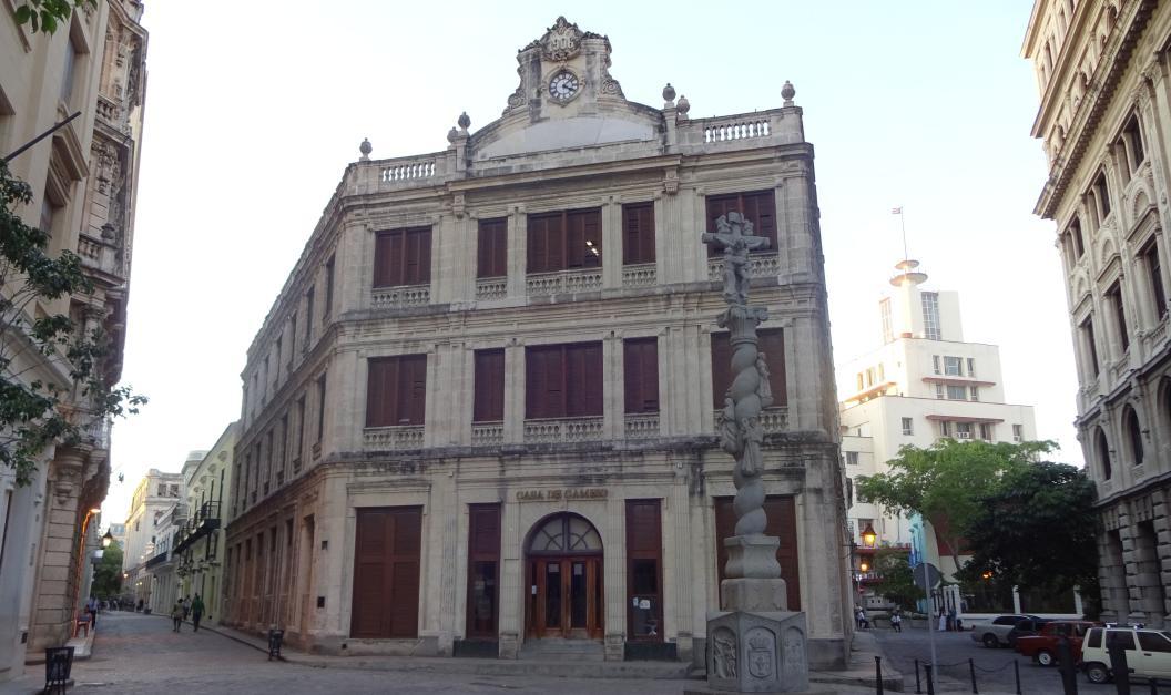 Casa de Cambio in Havanna