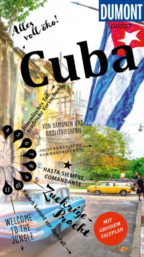 Kuba Reiseführer Dumont Direkt Cuba von Dirk Krüger