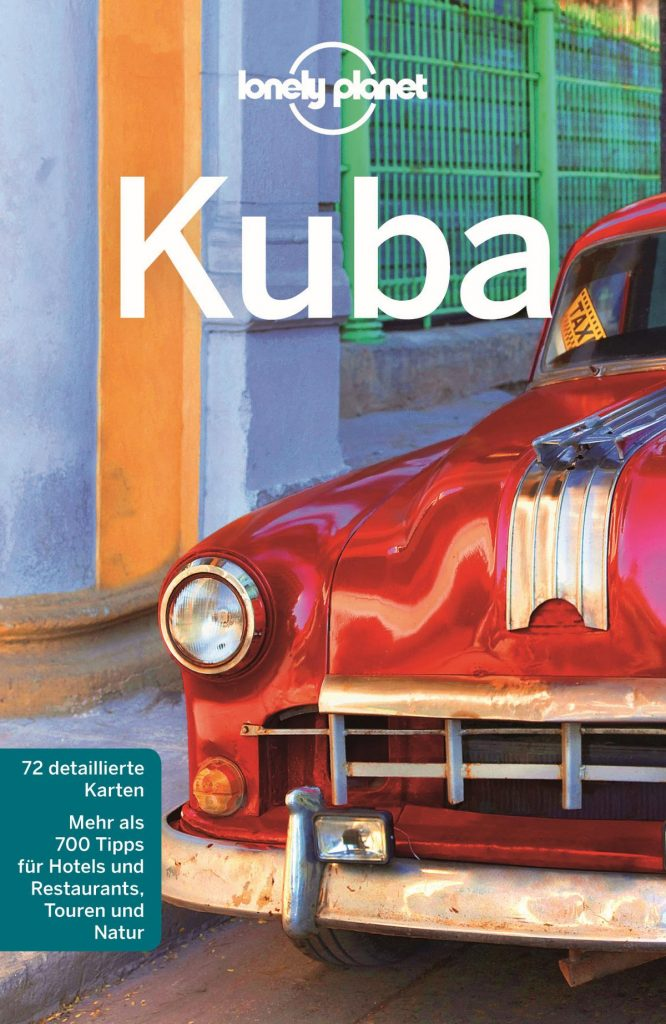 Kuba Reiseführer Lonely Planet Kuba von Brendan Sainsbury und Carolyn McCarthy