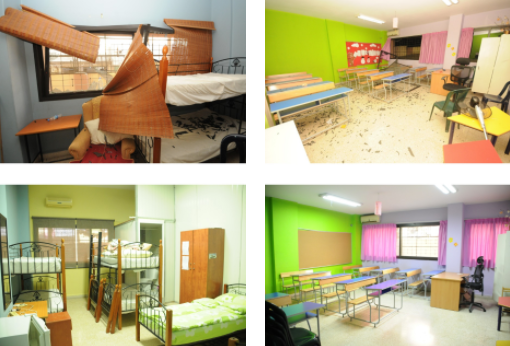 Spring of Life classrooms