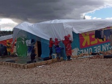 Tent Base