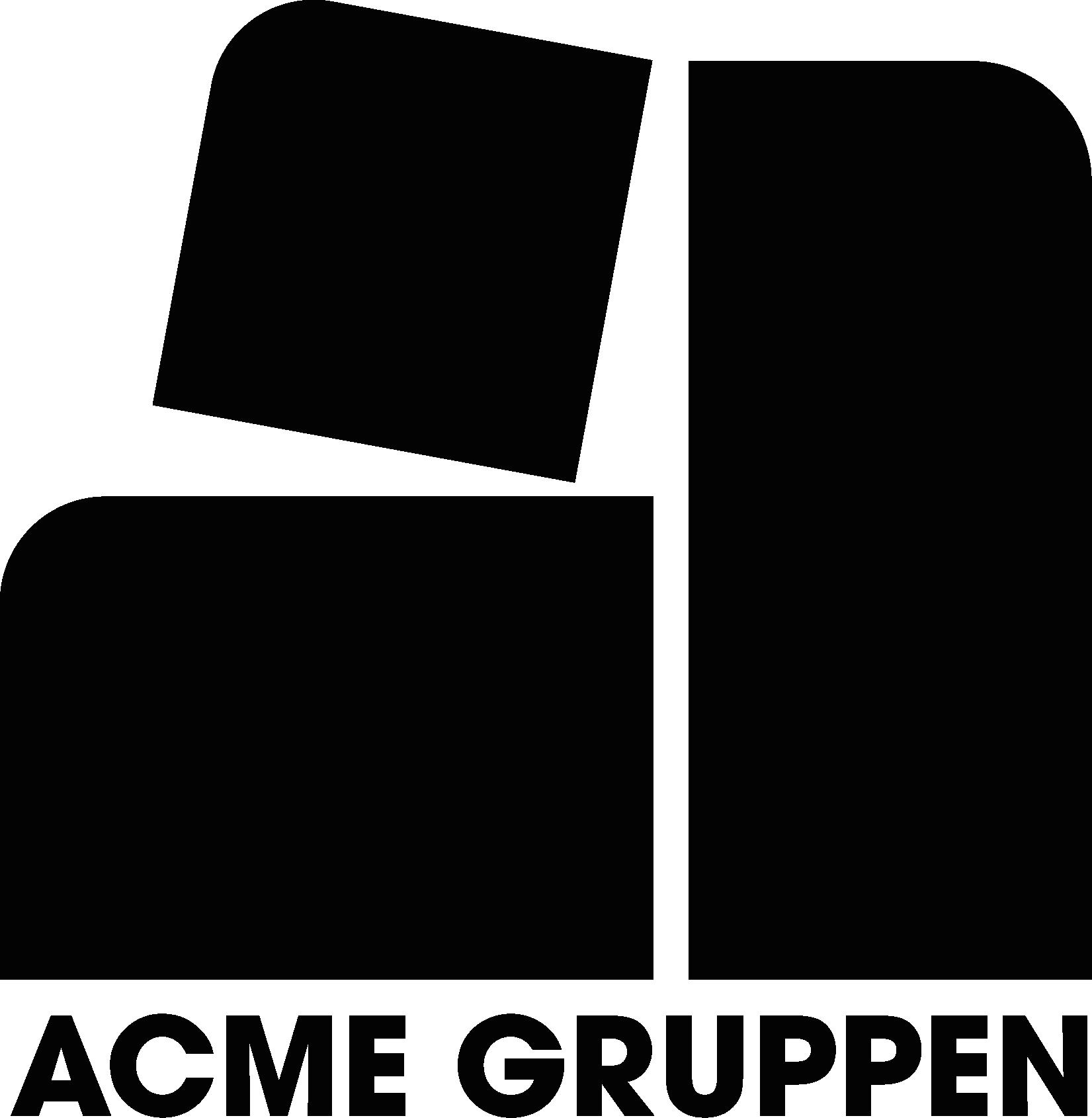 Acme gruppen logo