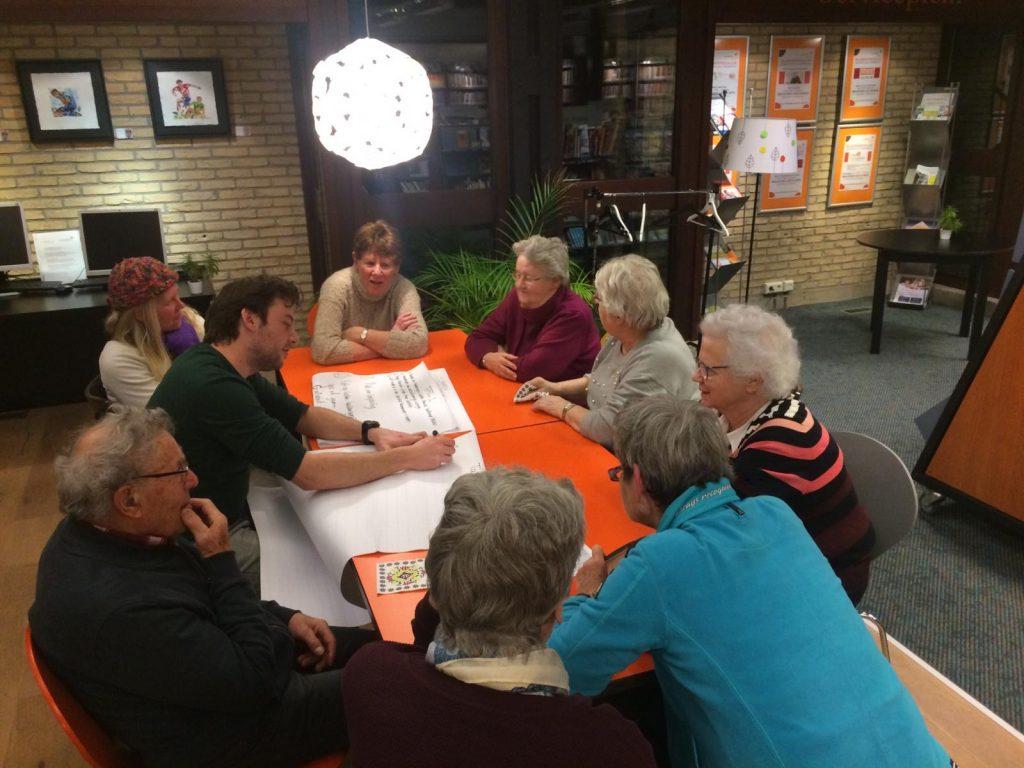 Bewonersbijeenkomst 3