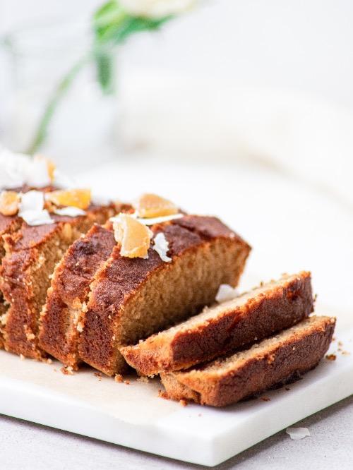POMPOEN KOKOS CAKE