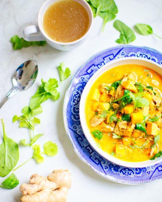 Thaise curry voor drukke avonden