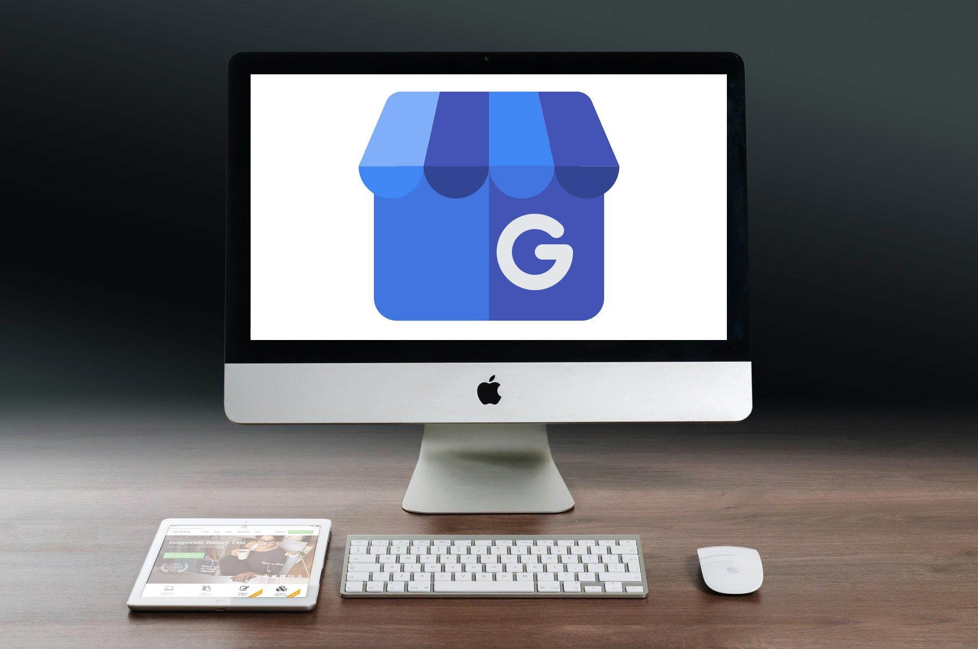 Bli synlig på Google Min Bedrift