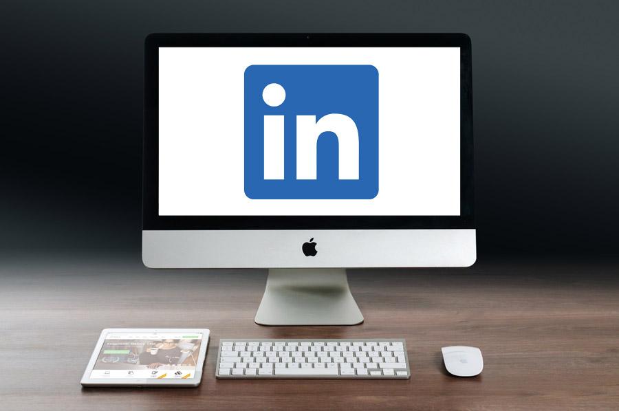 Bli synlig på LinkedIn