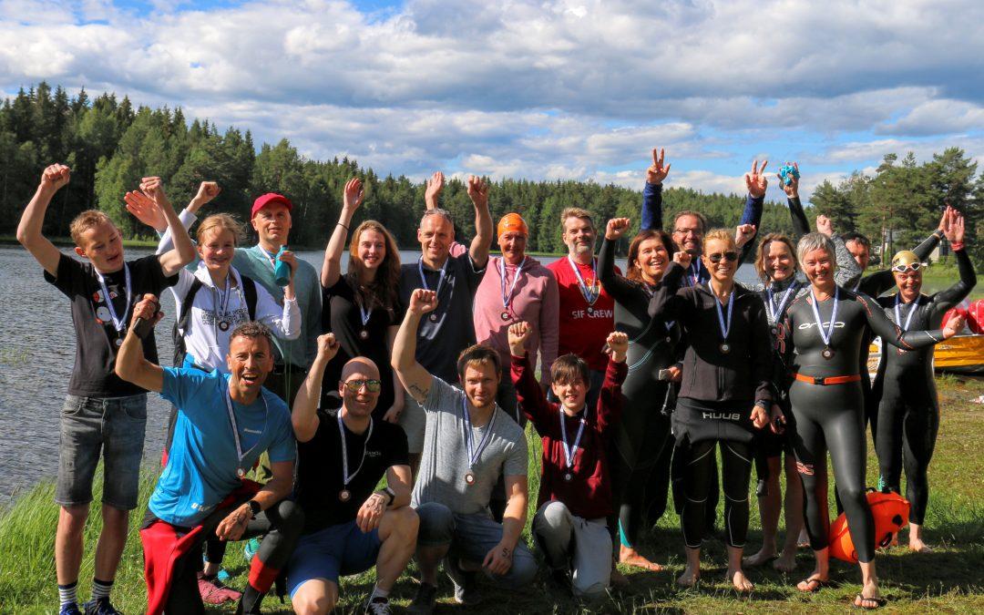 Resultatliste Heia Open 2019
