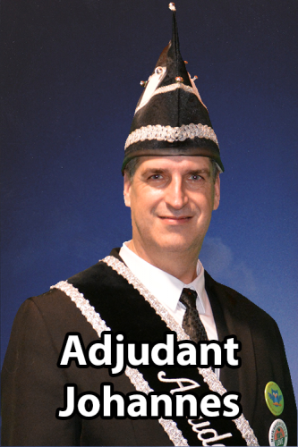 Adjudant Johannes