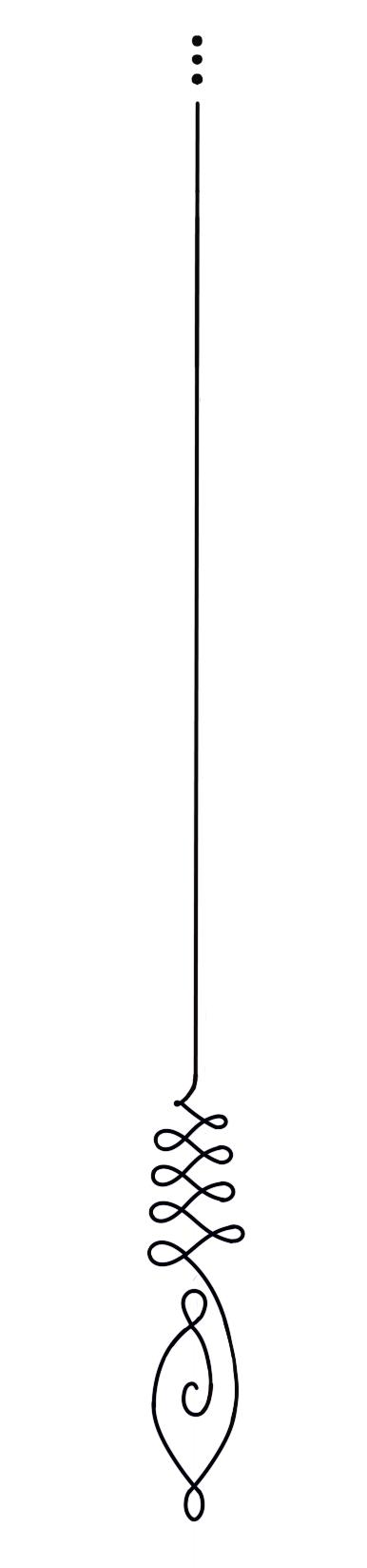 unalome-rug