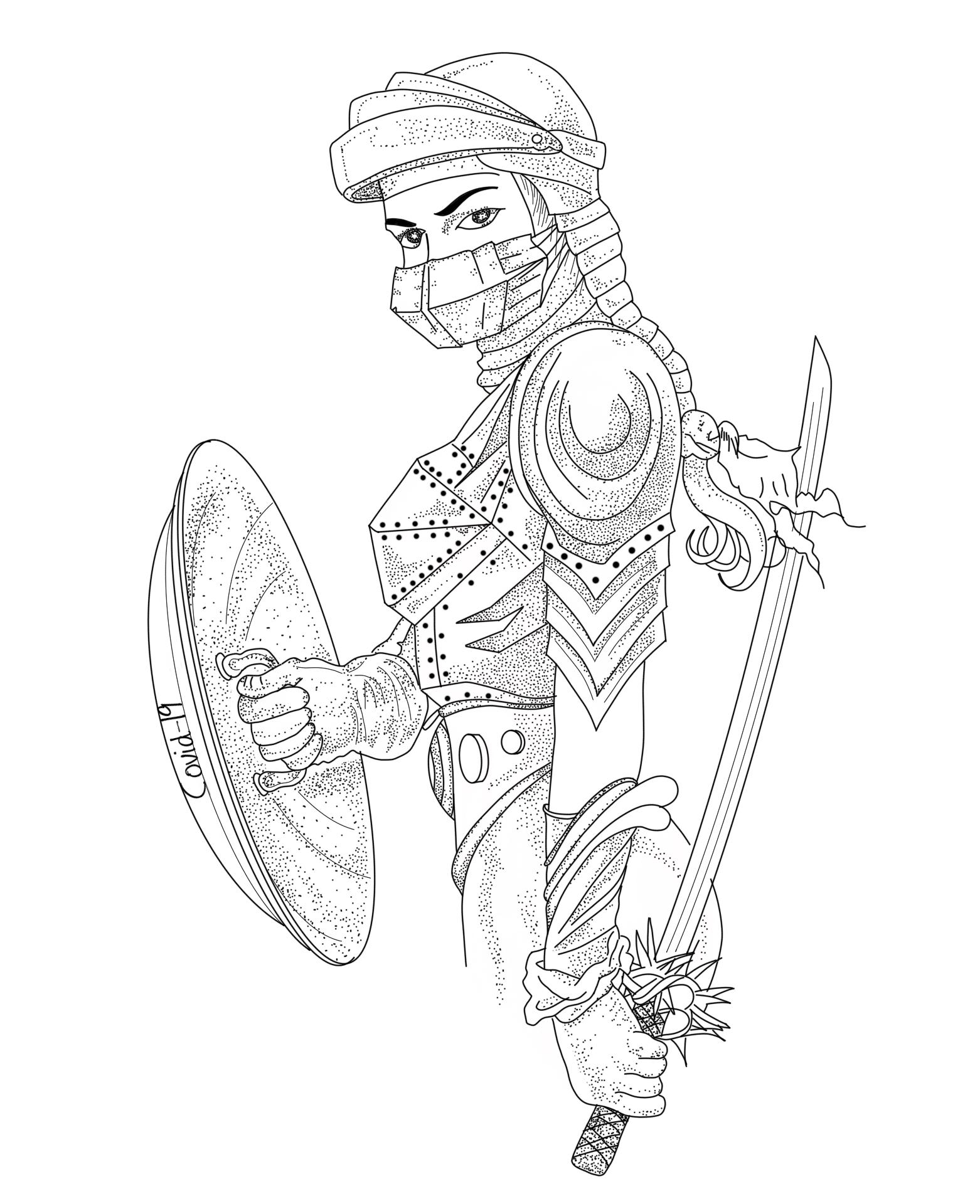 warrior nurse