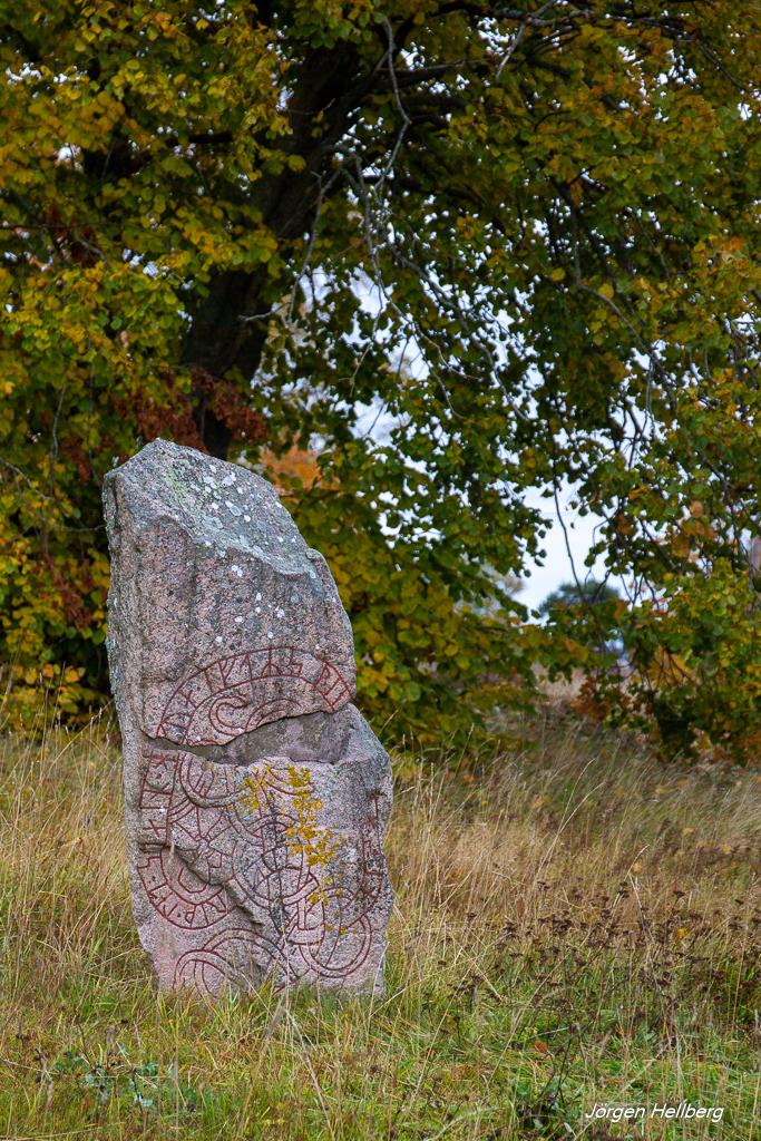 Runic stone Angarn Örsta