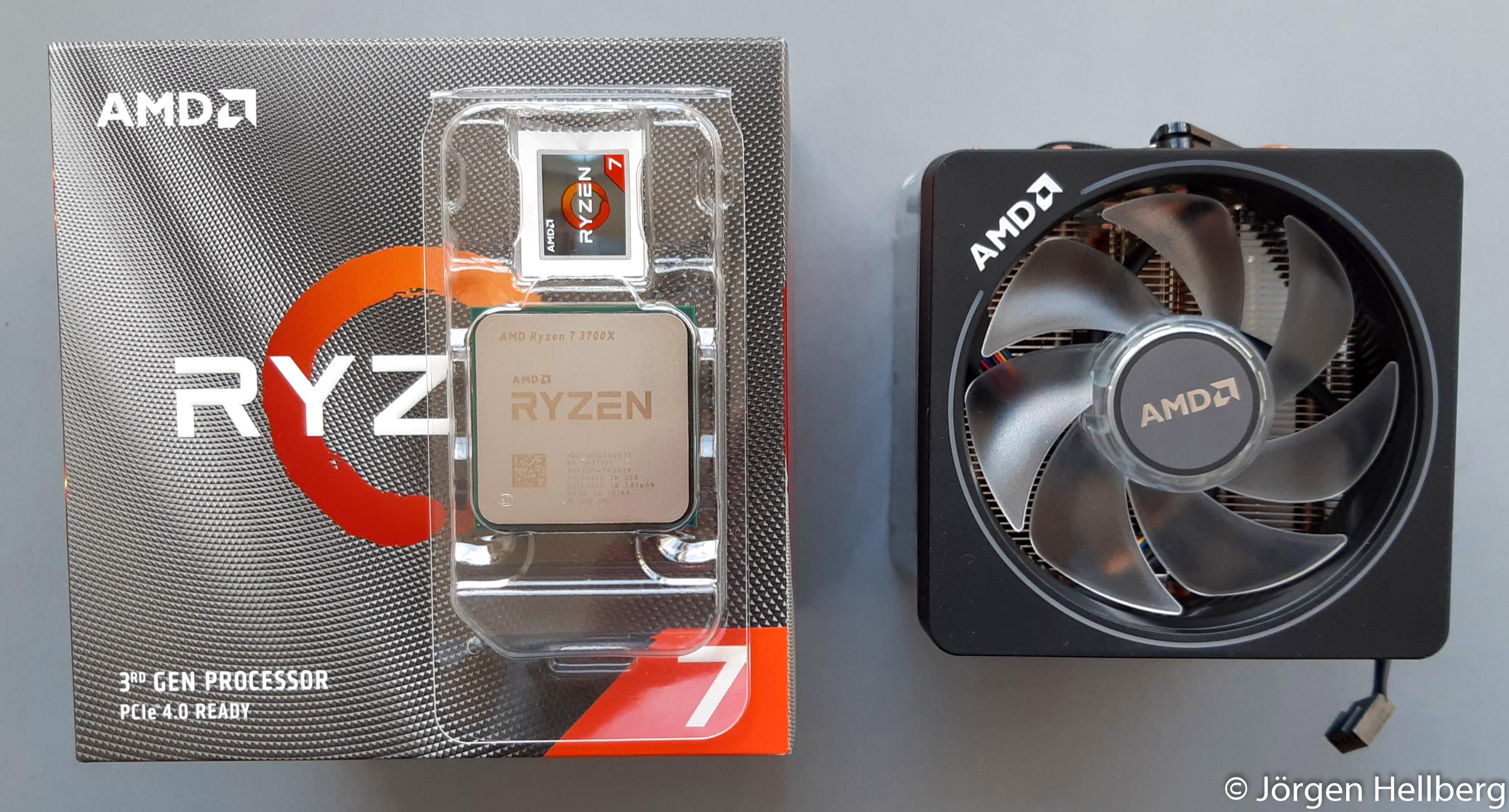 Ryzen 7 3700X Processor