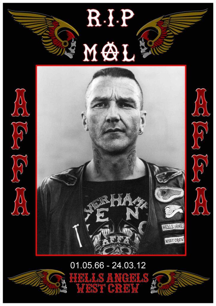 Hells Angels MAL AFFA
