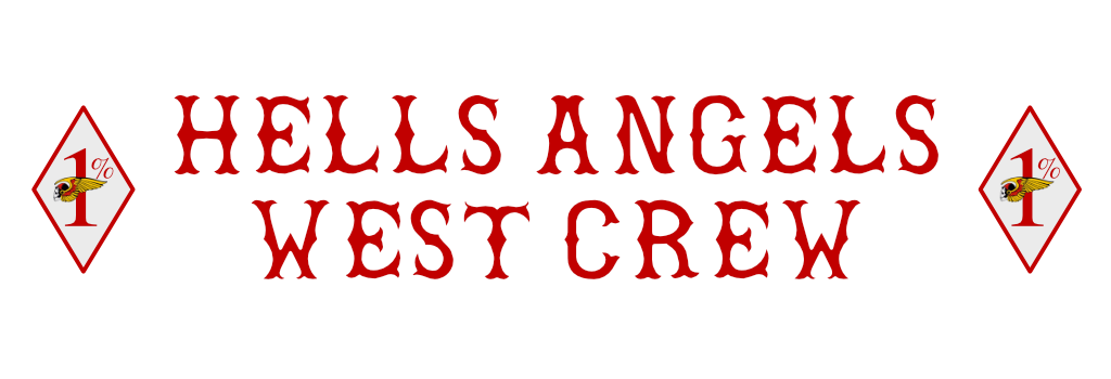 Hells Angels West Crew Header Text